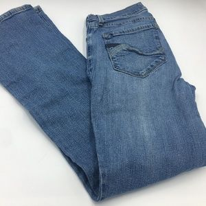 Not Your Daughters Jeans size 6 Boot Cut